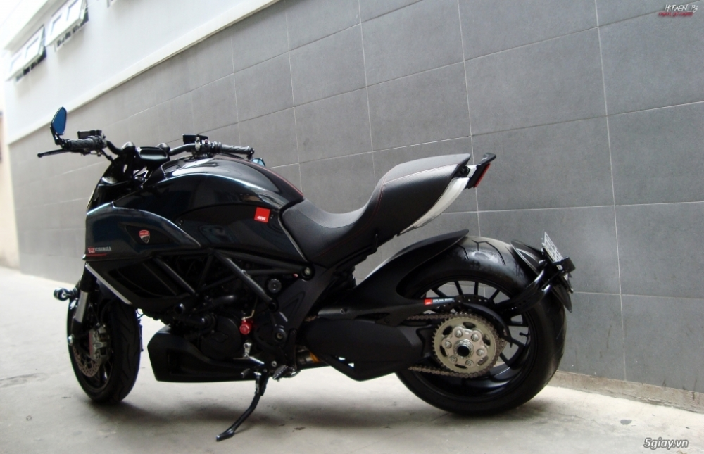 ___ Can Ban ___DUCATI Diavel 2013 ABS HQCN___ - 6