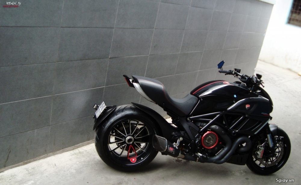 ___ Can Ban ___DUCATI Diavel 2013 ABS HQCN___ - 8