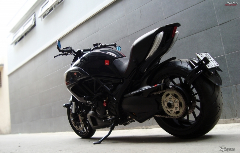 ___ Can Ban ___DUCATI Diavel 2013 ABS HQCN___ - 2