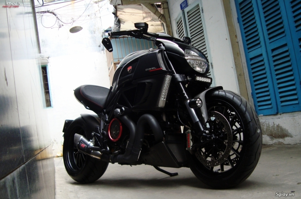 ___ Can Ban ___DUCATI Diavel 2013 ABS HQCN___ - 5