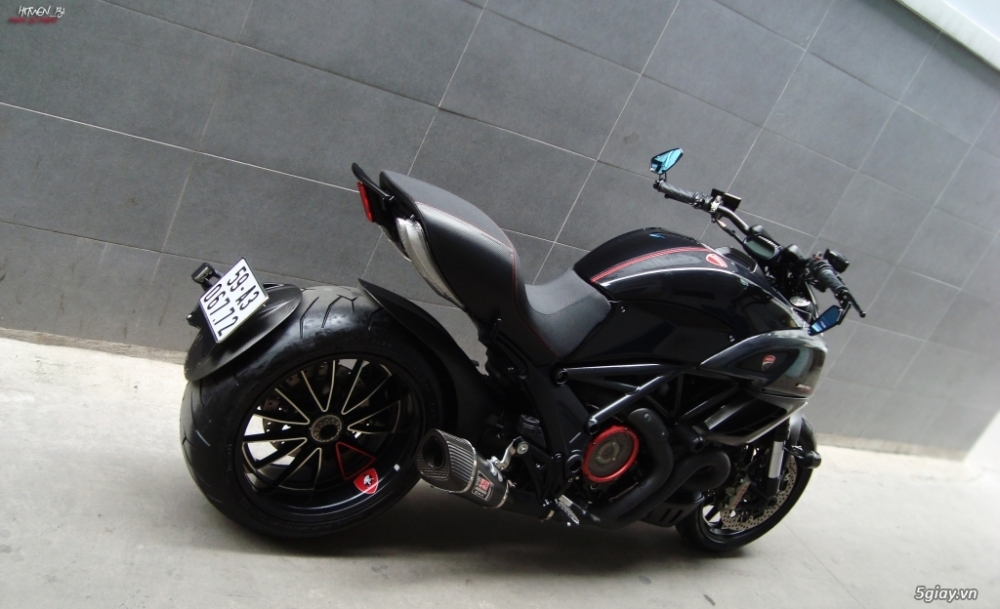 ___ Can Ban ___DUCATI Diavel 2013 ABS HQCN___ - 7