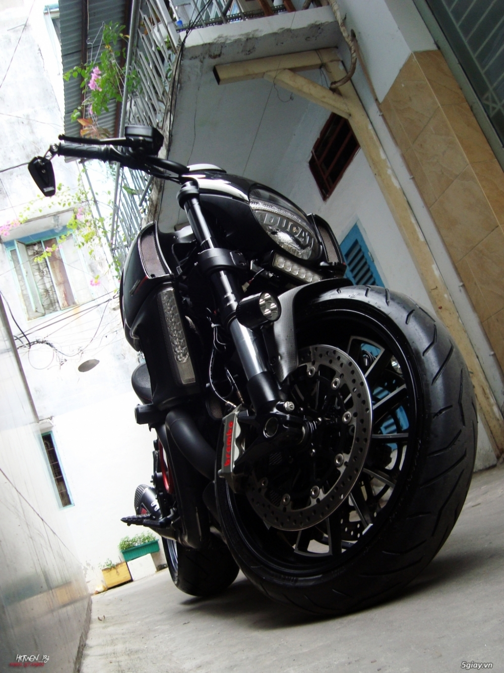 ___ Can Ban ___DUCATI Diavel 2013 ABS HQCN___ - 3