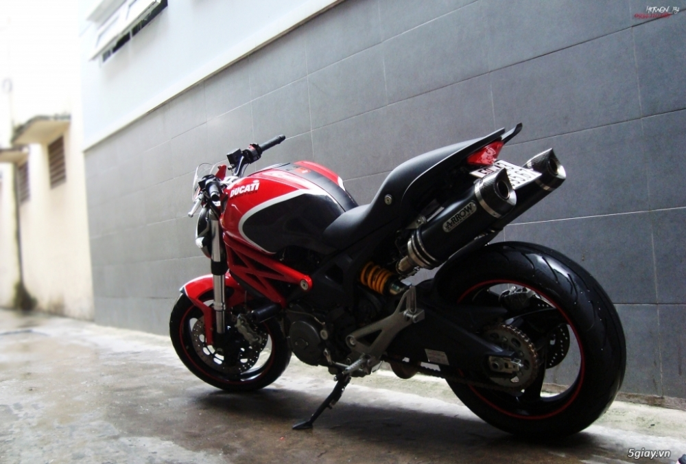 ___ Can Ban ___DUCATI Monster 795 ABS Model 2014___ - 2