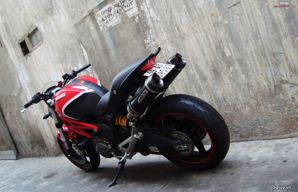 ___ Can Ban ___DUCATI Monster 795 ABS Model 2014___ - 6