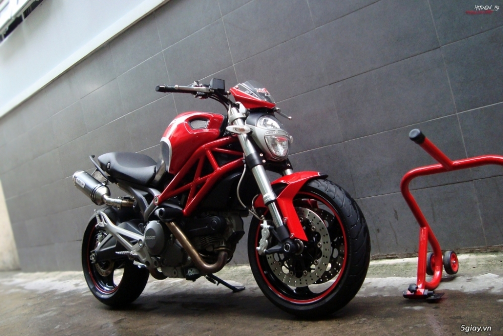___ Can Ban ___DUCATI Monster 795 ABS Model 2014___