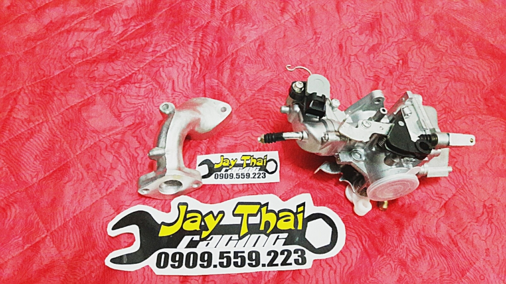 Binh xang con EXCITER 2010 made in THAILAND NEW 100