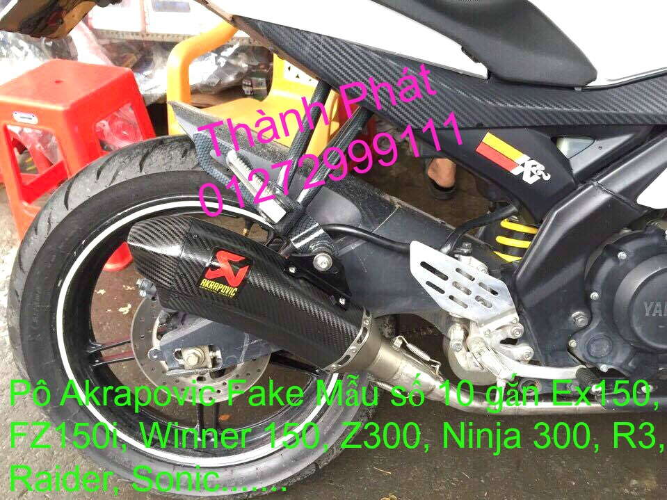 Do choi cho FZS Fi Ver 2 2014 FZS FZ16 2011 tu A Z Gia tot Up 2722015 - 38