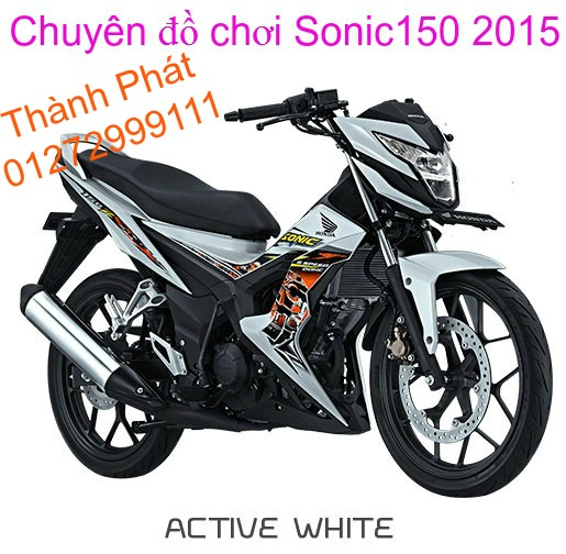 Chuyen do choi Sonic150 2015 tu A Z Up 6716