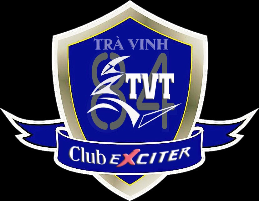 Club Exciter TVT moi thanh lap Tra Vinh team