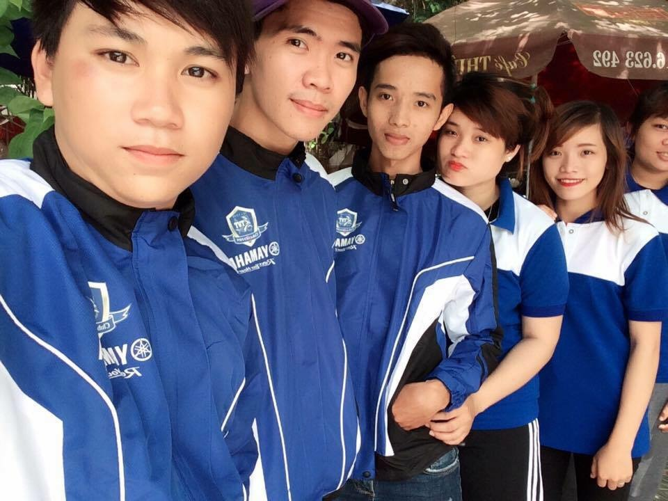 Club Exciter TVT moi thanh lap Tra Vinh team - 3