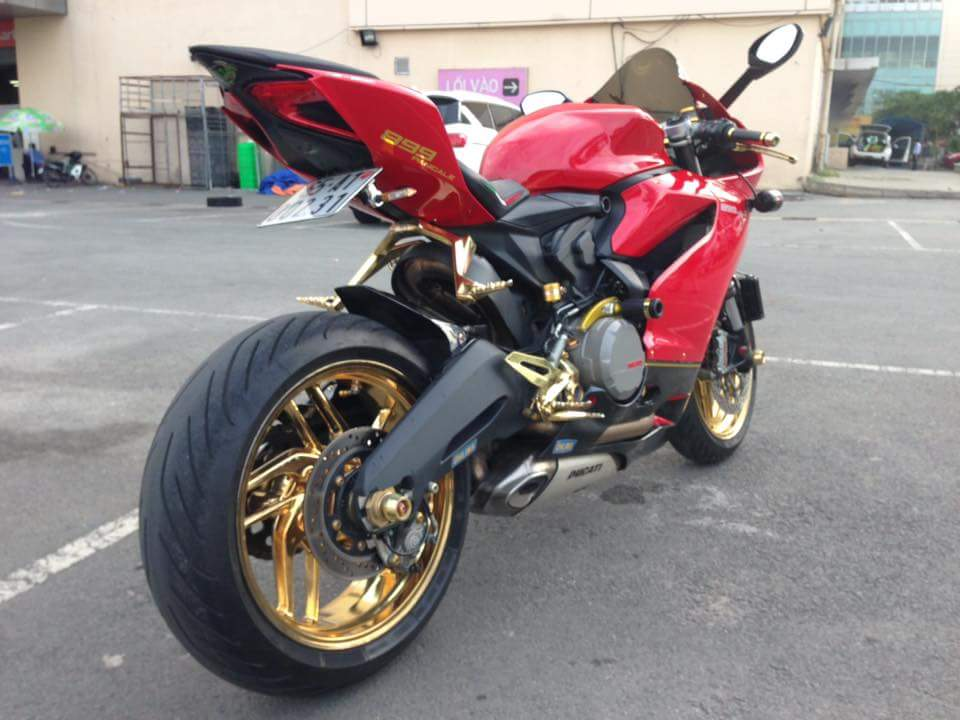 Ducati 899 panigale 2015 ABS