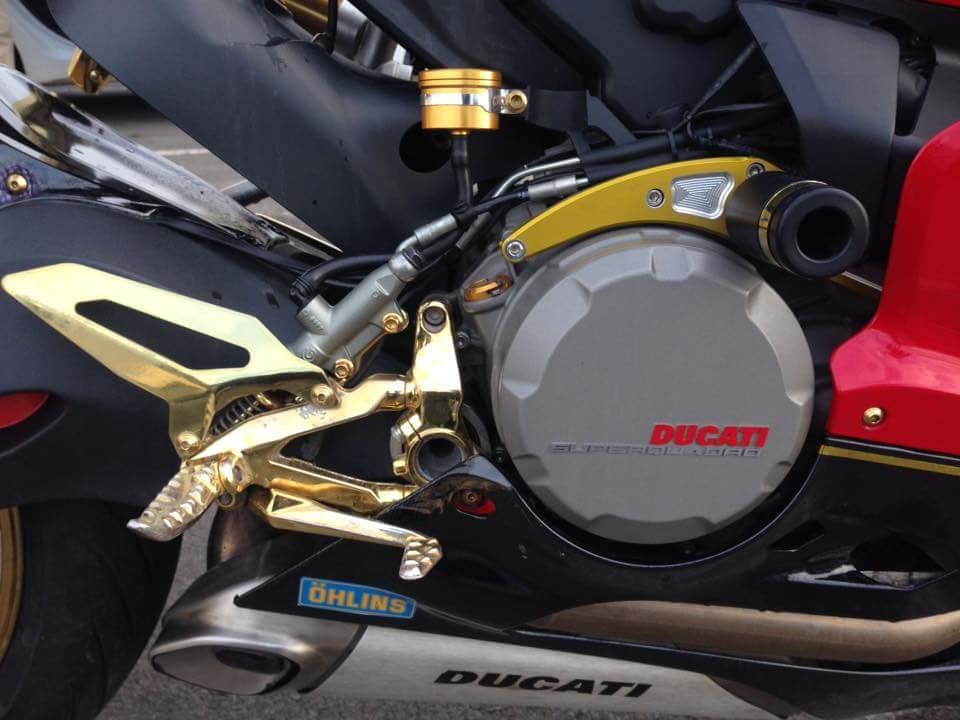 Ducati 899 panigale 2015 ABS - 4