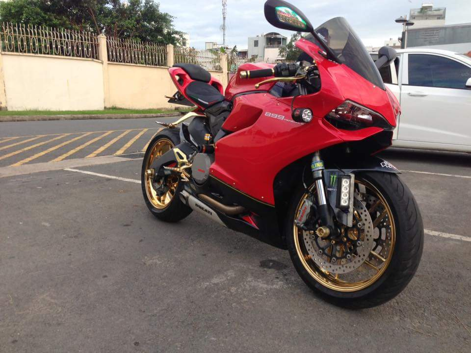 Ducati 899 panigale 2015 ABS - 5