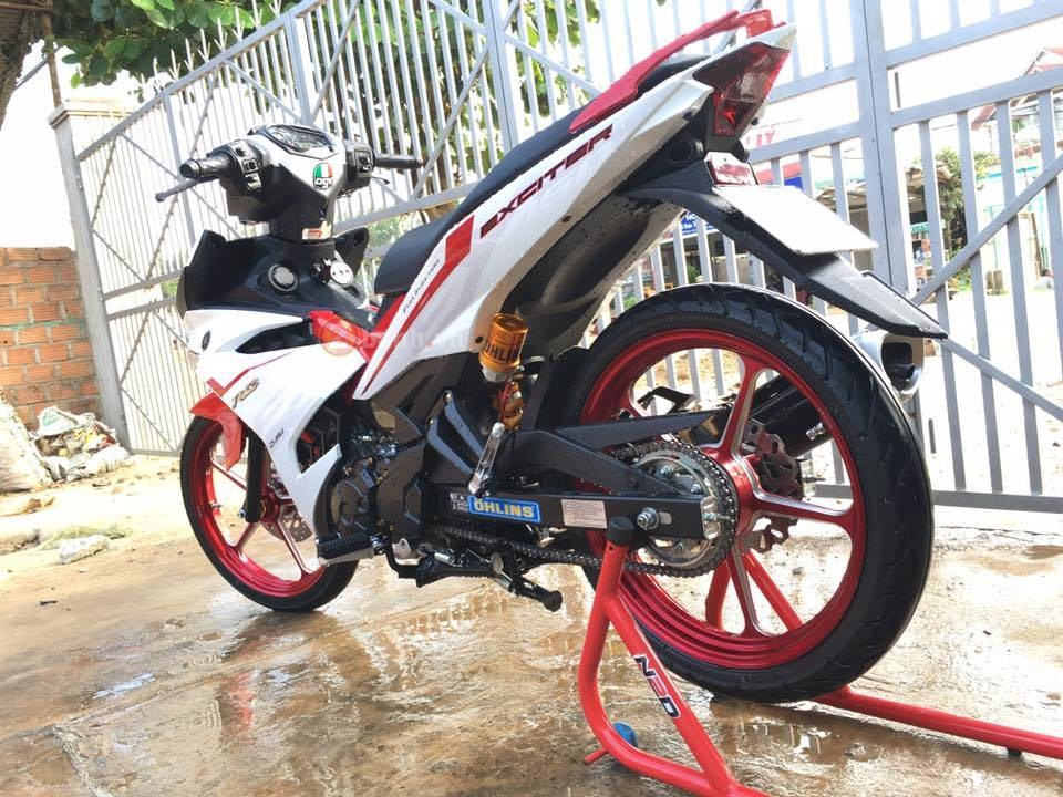 Exciter 150 Do xe don gian nhung chat