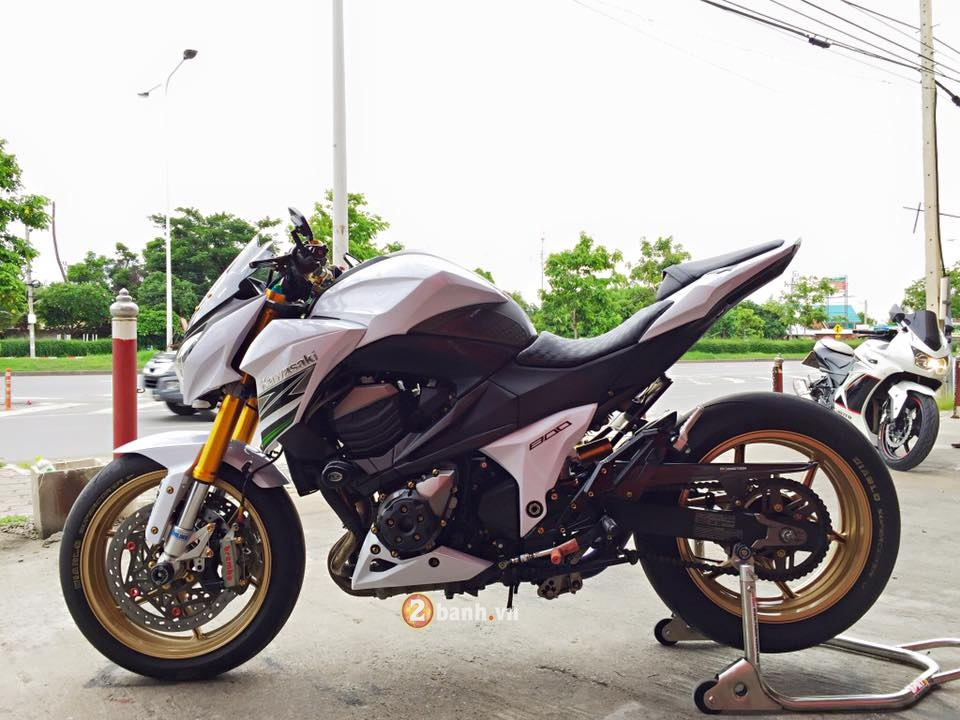 Kawasaki Z800 sieu chat trong ban do full option - 26