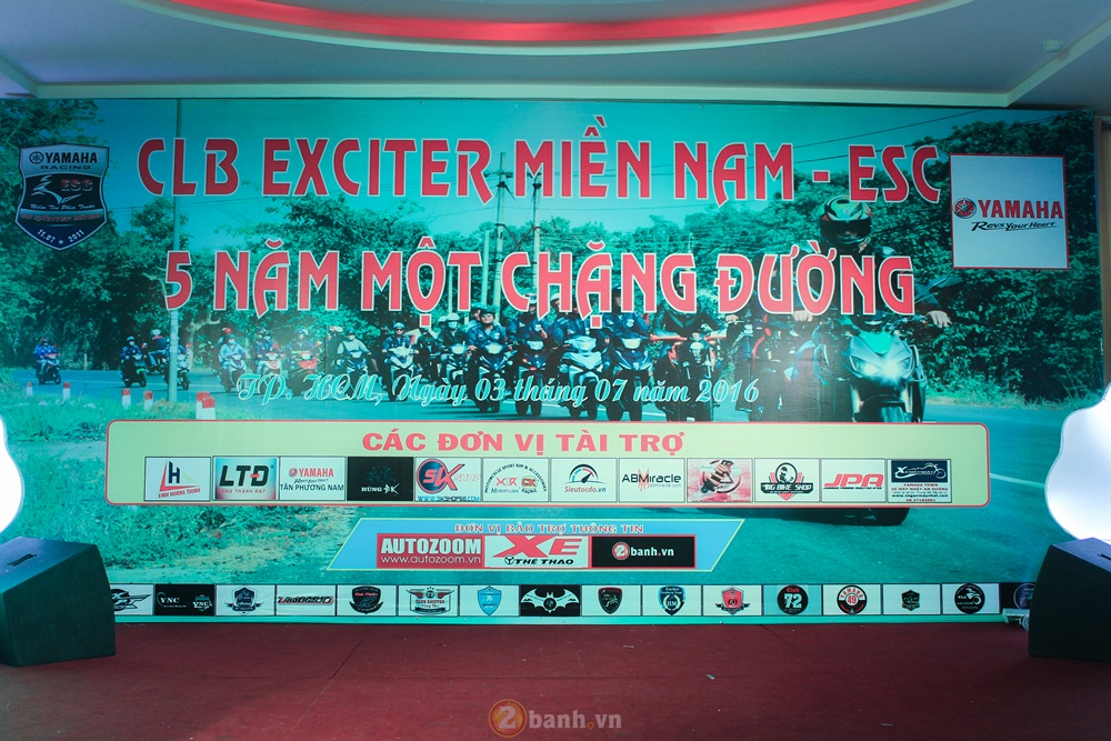 Nhin lai 5 nam 1 chang duong cua Exciter Southern Club