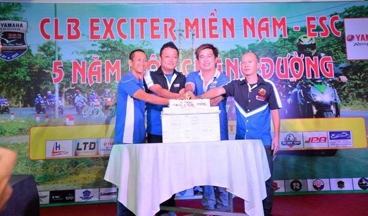 Nhin lai 5 nam 1 chang duong cua Exciter Southern Club - 7