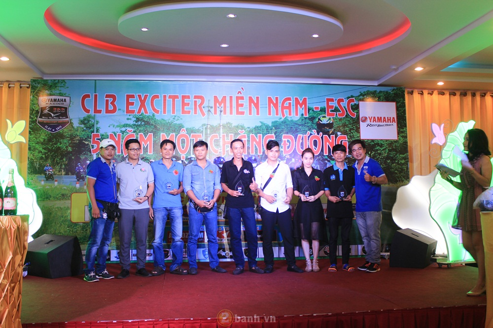 Nhin lai 5 nam 1 chang duong cua Exciter Southern Club - 16