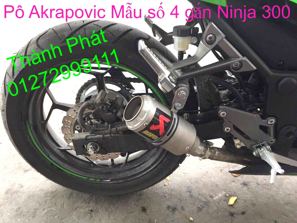 Po do Po kieu Co po 7 khuc AHM Akrapovic Yoshimura SC Project 2 Brother MIVV YYPANG Leov - 10
