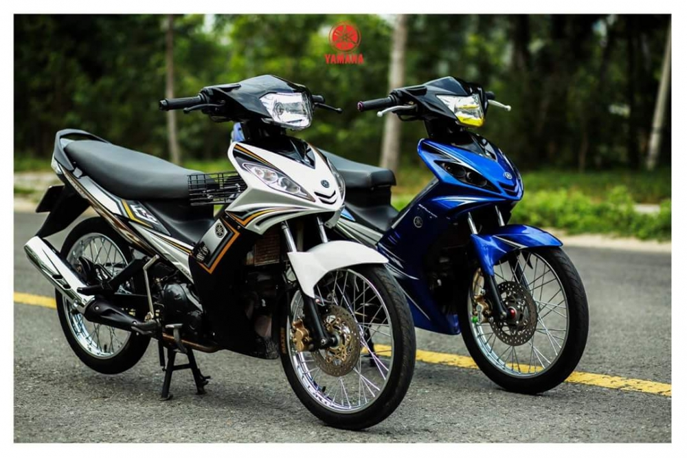 Exciter 135 sach se gon gang cung phong cach zin