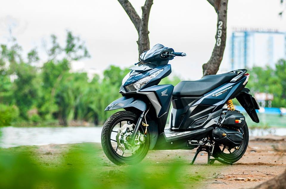 Vario 150 don gian ma chat