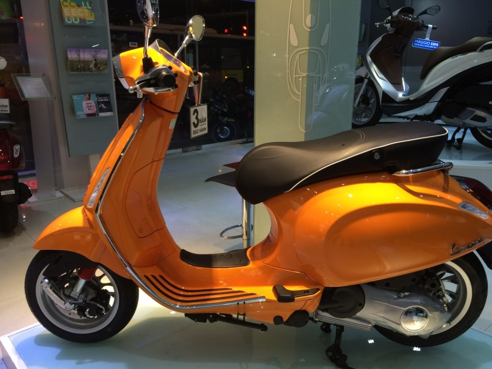 Vespa Sprint ABS