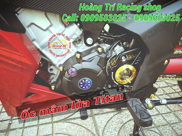 Xe winner 150 len full do tai Hoang Tri Racing Shop - 10