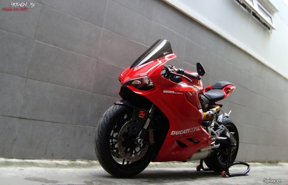 ___ Can Ban ___DUCATI 899 Panigale___ - 4