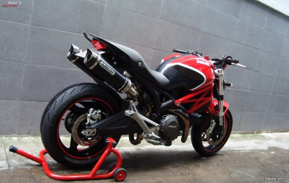 ___ Can Ban ___DUCATI Monster 795 ABS Model 2014___ - 4