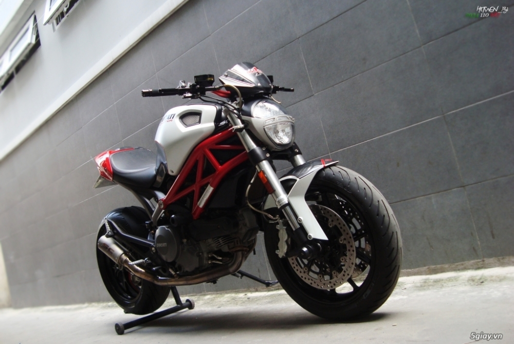 ___ Can Ban ___DUCATI Monster 796 ABS 2013___