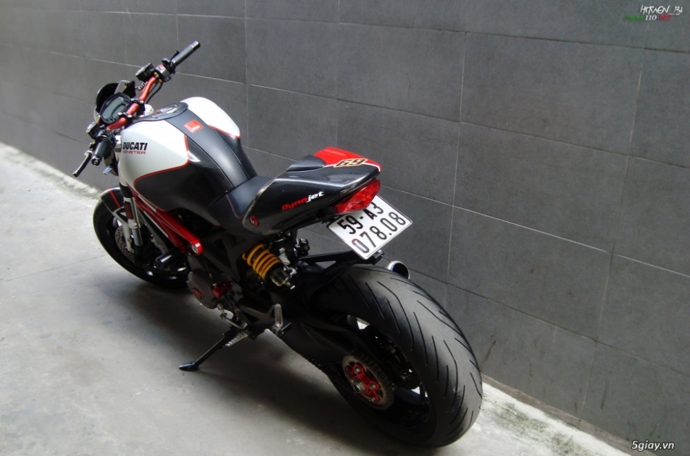 ___ Can Ban ___DUCATI Monster 796 ABS 2013___ - 5