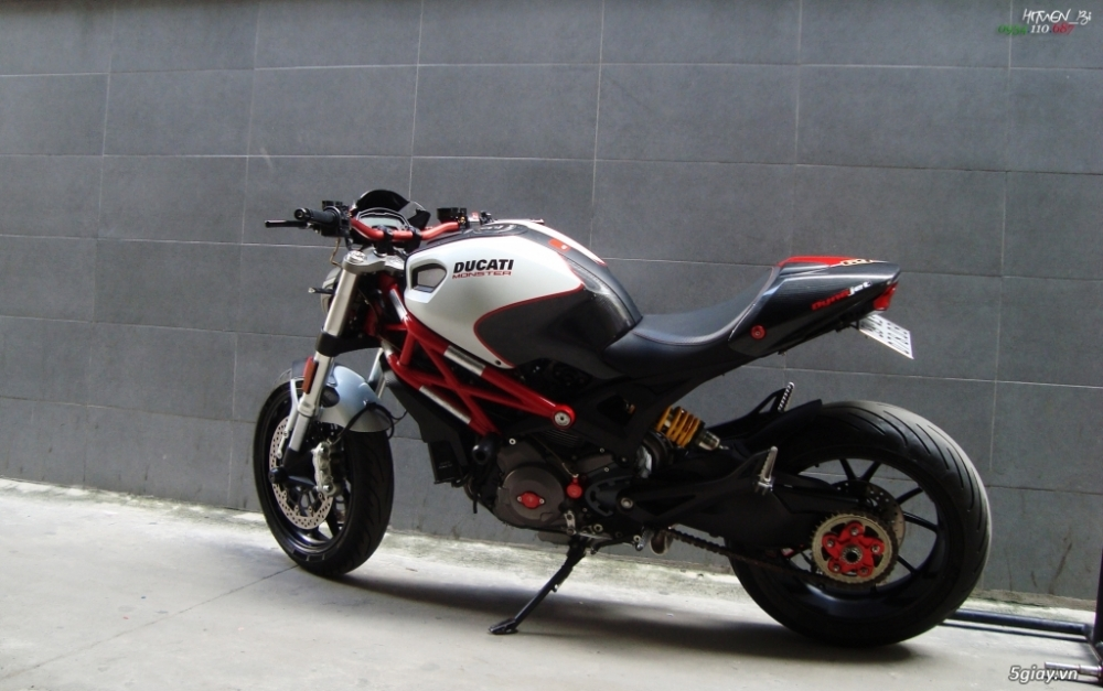 ___ Can Ban ___DUCATI Monster 796 ABS 2013___ - 7