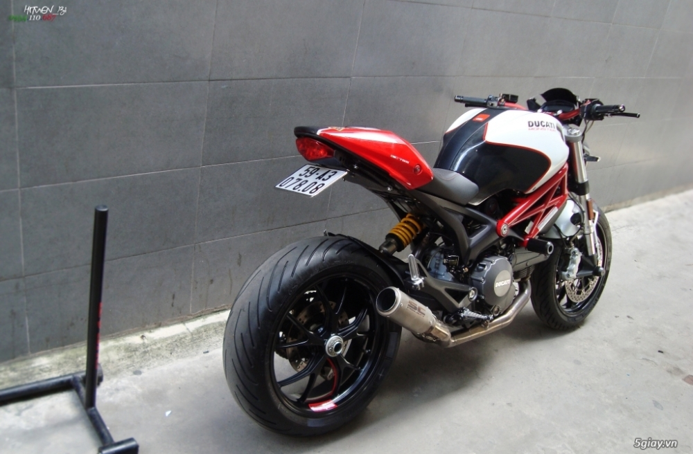 ___ Can Ban ___DUCATI Monster 796 ABS 2013___ - 4