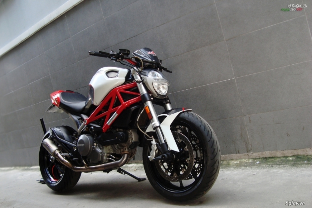 ___ Can Ban ___DUCATI Monster 796 ABS 2013___ - 6