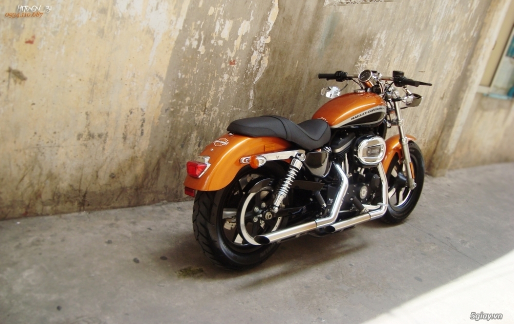 ___ Can Ban___HARLEY DAVIDSON Custom 1200 CA 2014 ABS___ - 3