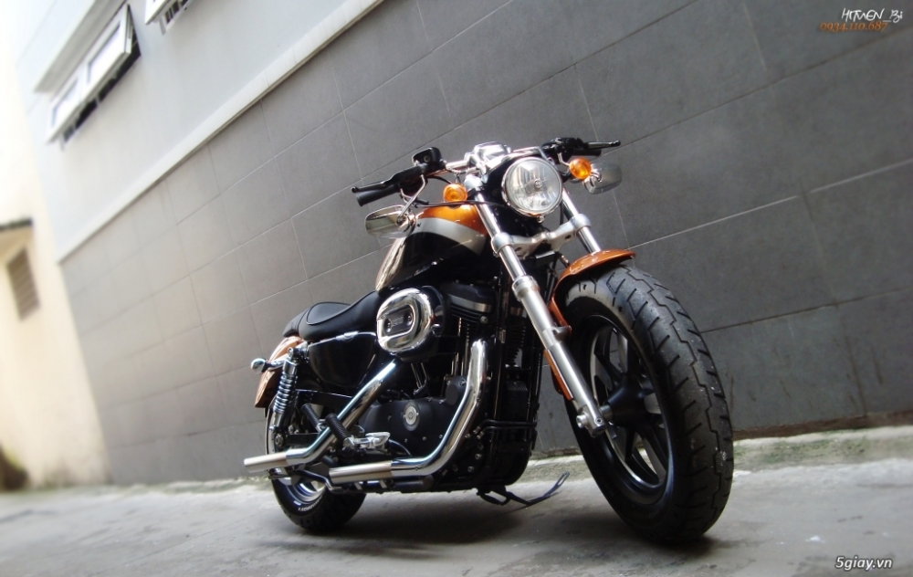 ___ Can Ban___HARLEY DAVIDSON Custom 1200 CA 2014 ABS___ - 7