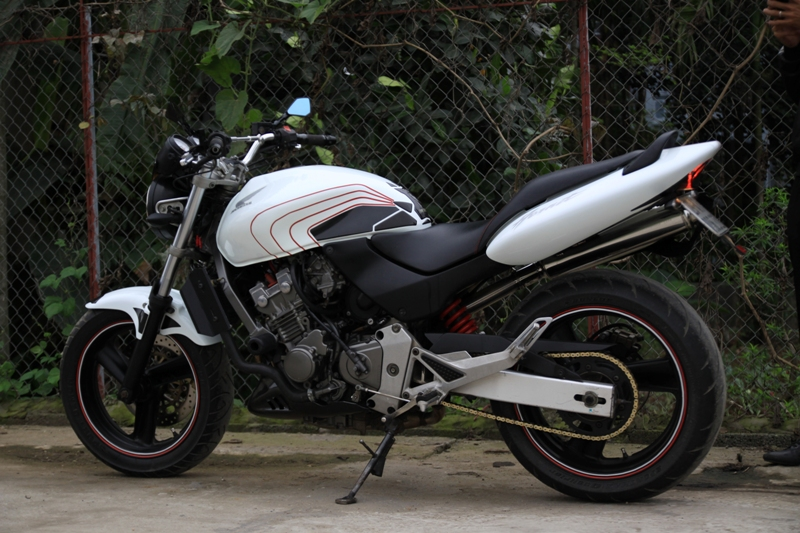 Ban Honda hornet 250 4 may 40 Hp Thanh ly CATP Ha Noi - 2