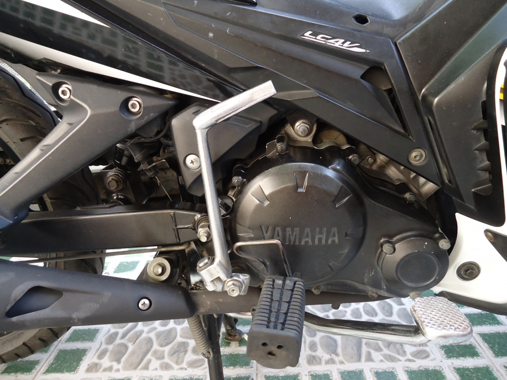 Yamaha Exciter RC 135cc con tu dong 2009 - 2