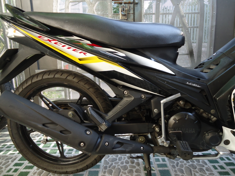 Yamaha Exciter RC 135cc con tu dong 2009 - 5