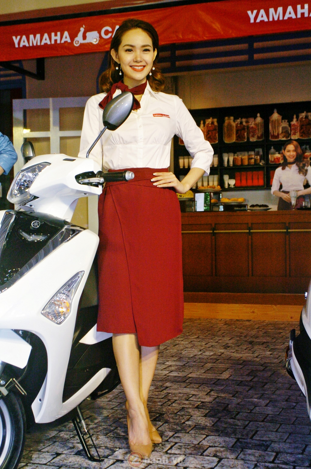 Boi canh the hien ve dep For Beautiful Ride tai Yamaha Cafe - 3