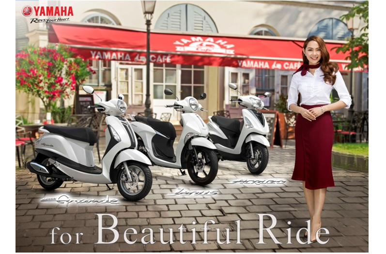 Boi canh the hien ve dep For Beautiful Ride tai Yamaha Cafe - 7