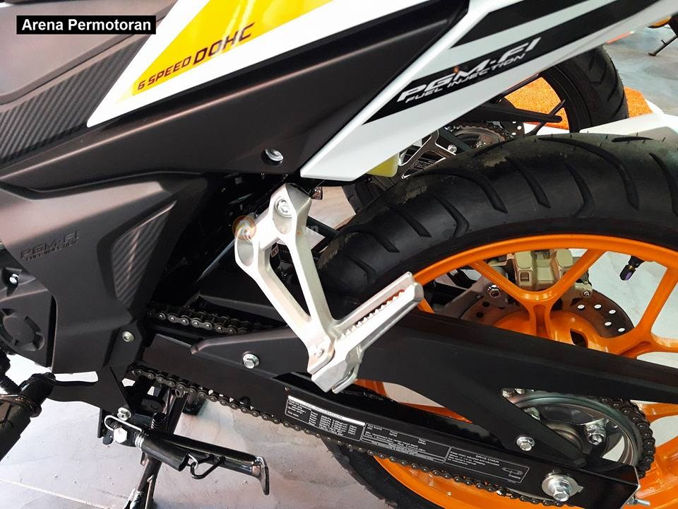 Can canh Winner 150 phien ban Repsol chinh hang - 18