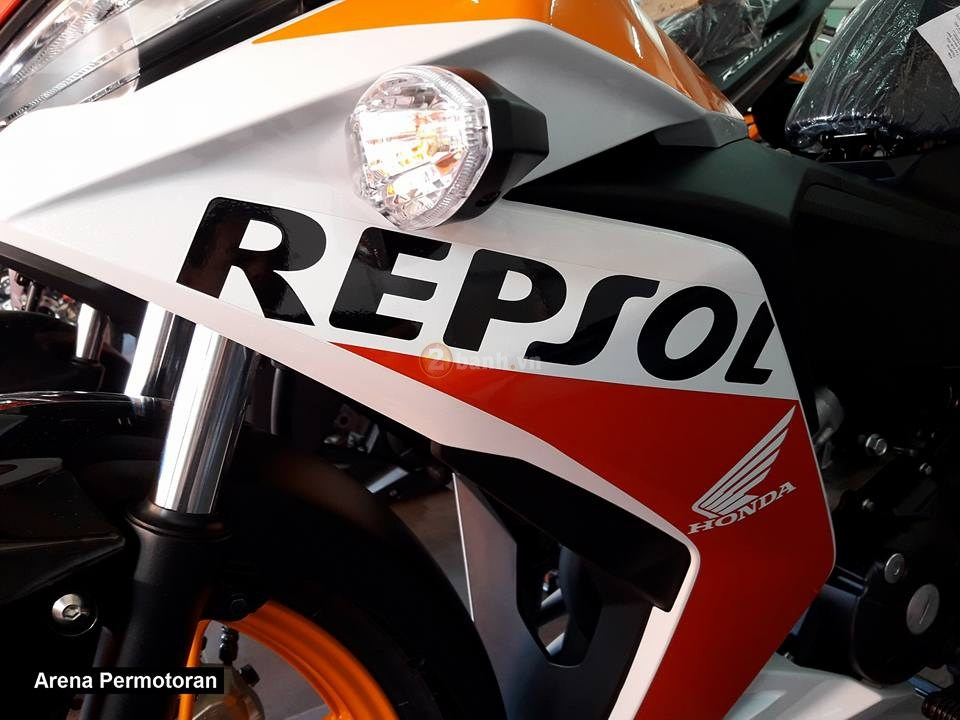 Can canh Winner 150 phien ban Repsol chinh hang - 22