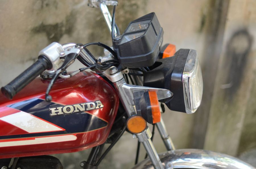 CG125 made in japan HQCN