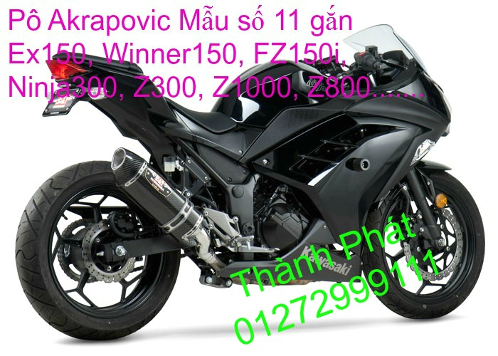 Do choi cho FZS Fi Ver 2 2014 FZS FZ16 2011 tu A Z Gia tot Up 2722015 - 45