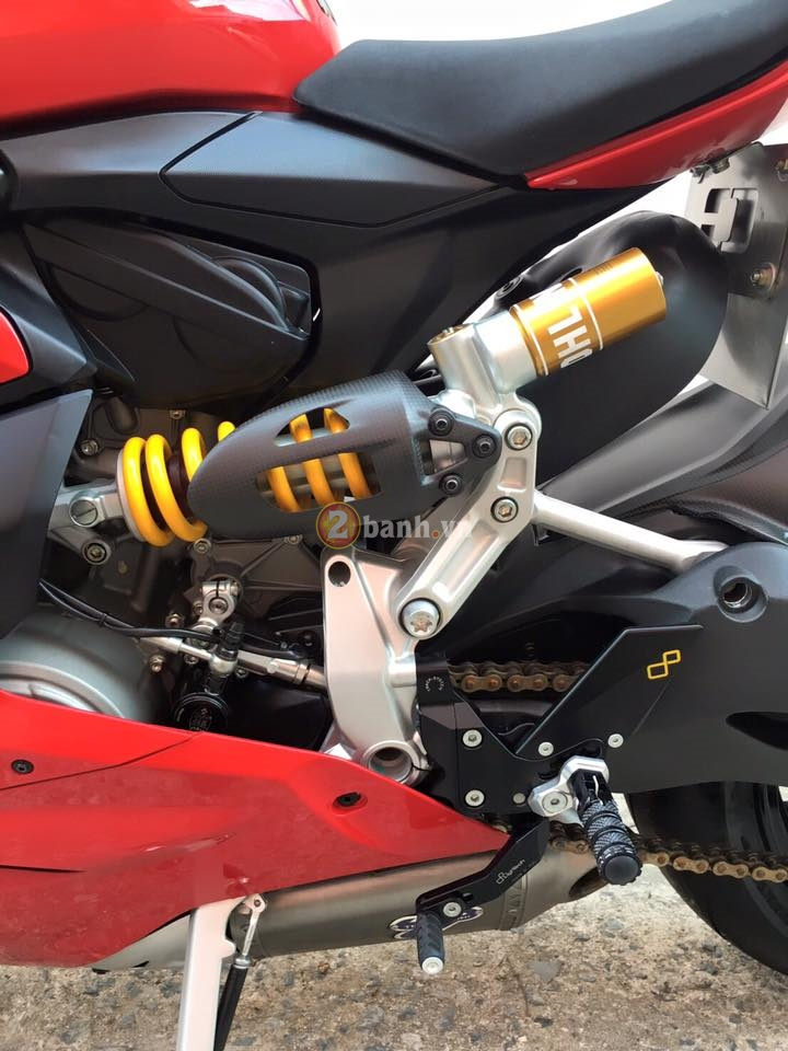 Ducati 899 Panigale trang bi mot so option cuc chat - 7