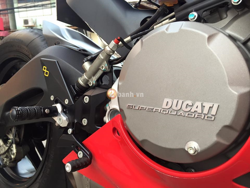 Ducati 899 Panigale trang bi mot so option cuc chat - 9