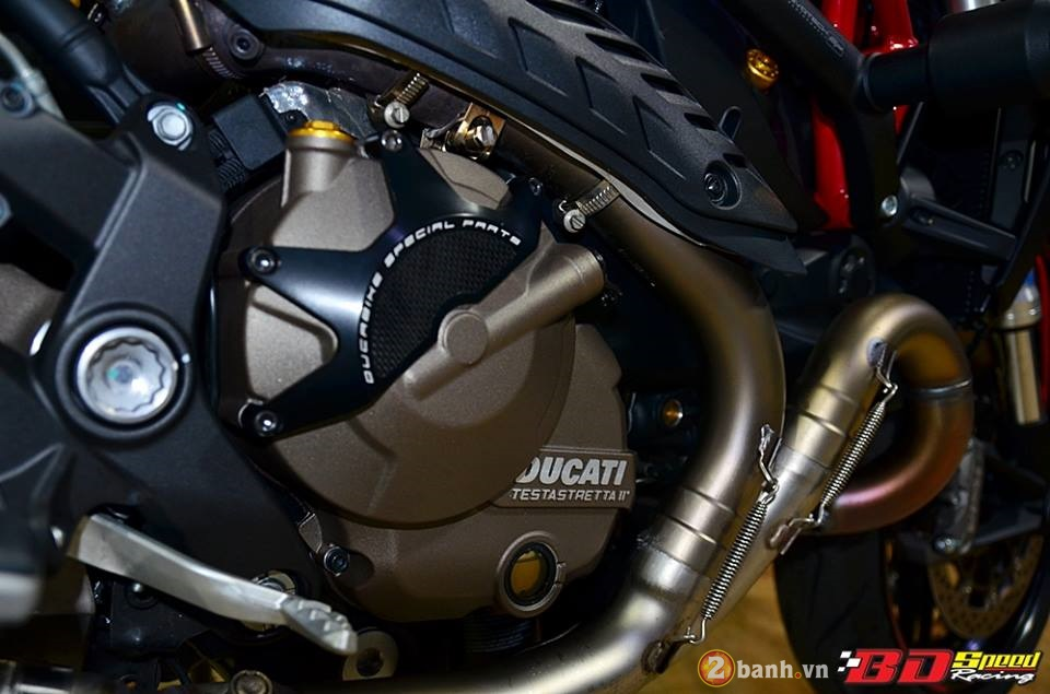 Ducati Monster 821 cuc chat ben dan do choi hang hieu - 10