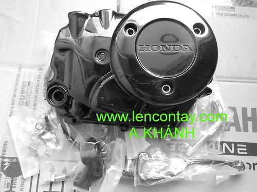 EXCITER Nang cap may len full 135cc 150cc 175cc 200cc lam may tu do va noi do cho exciter - 2
