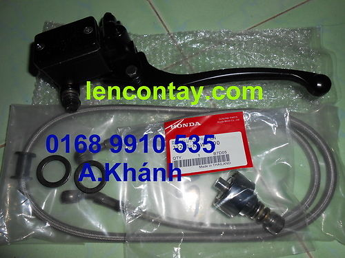 EXCITER Nang cap may len full 135cc 150cc 175cc 200cc lam may tu do va noi do cho exciter - 3